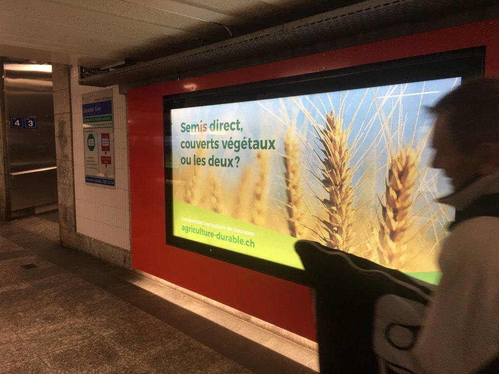 Agriculture-durable.ch descend dans la rue