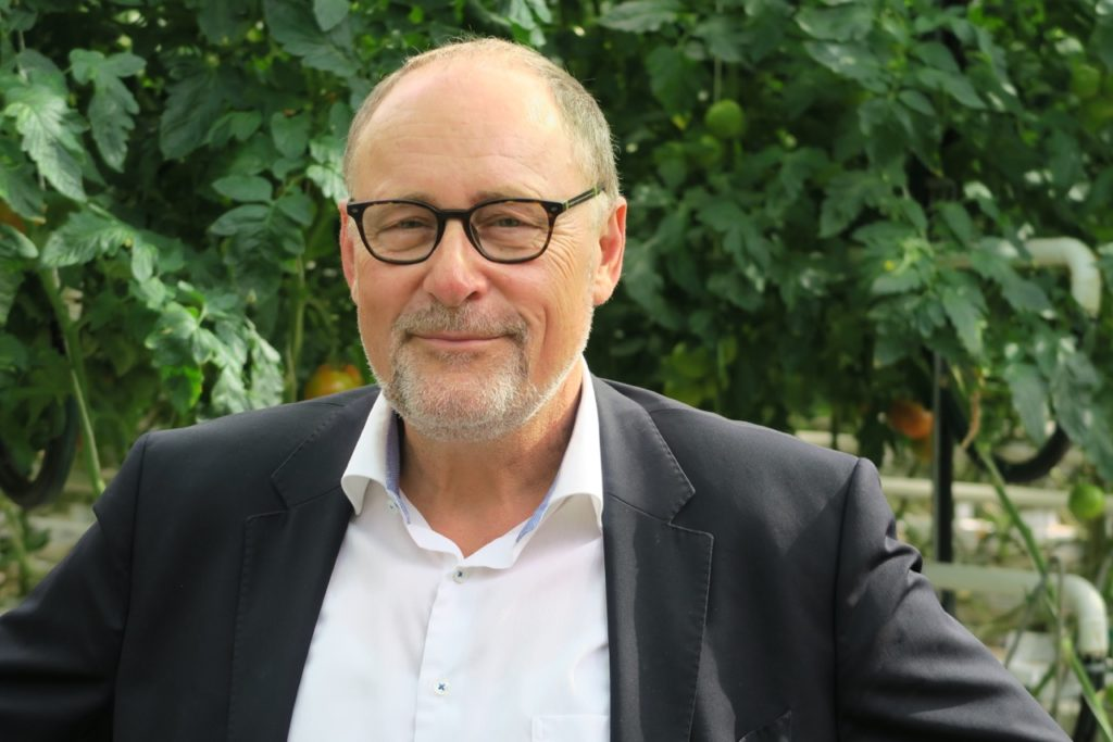 François Errard, Directeur d'AgriGenève, Association faîtière de l'agriculture genevoise