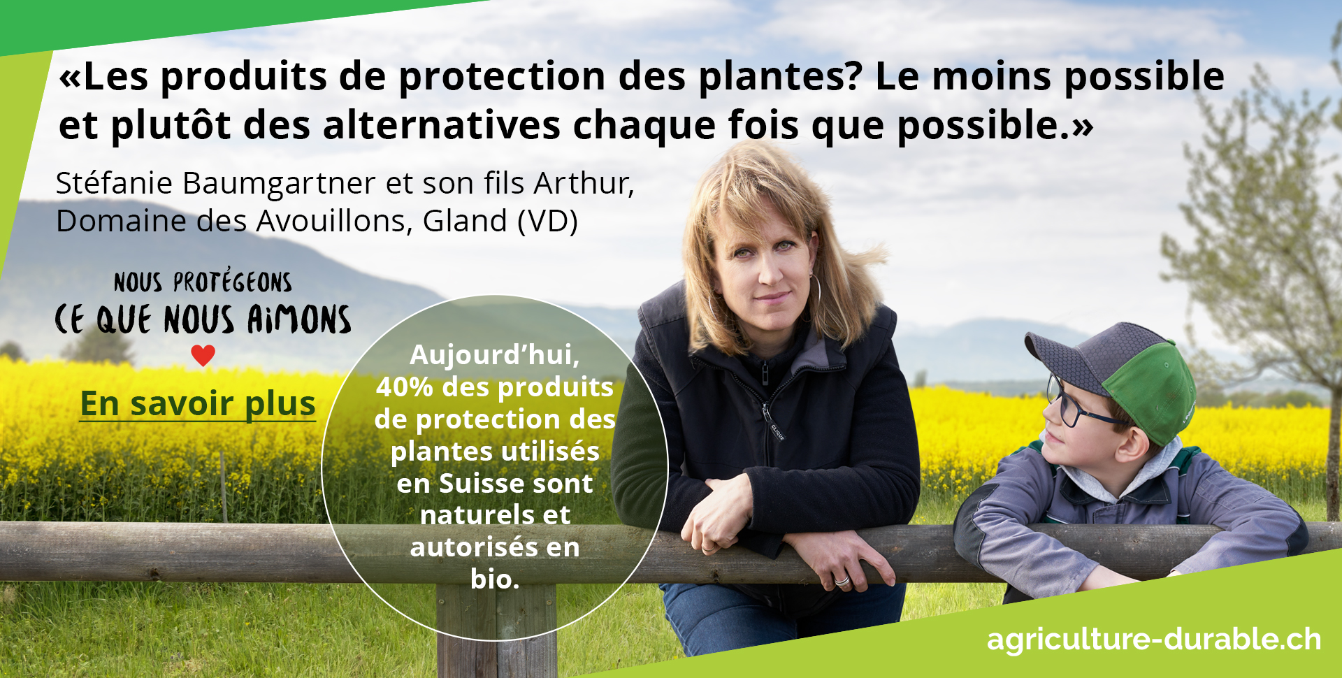 La protection phytosanitaire