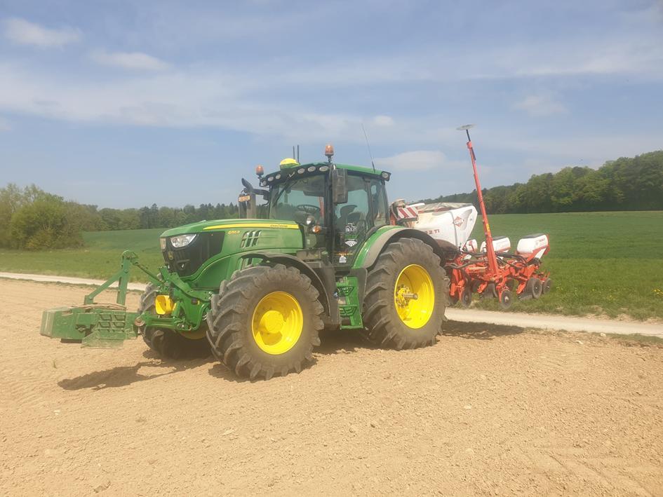 GPS agricole, la technologie au service de l'agriculture
